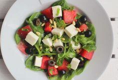 Watermelon, Feta & Mint Salad - Fragata