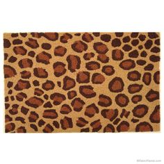 1000 Images About Leopard Print Area Rug On Pinterest