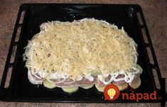 To je nápad! Meat Recipes, Chicken Recipes, Cooking Recipes, Czech Recipes, Ethnic Recipes, No Cook Meals, A Table, Macaroni And Cheese, Easy Meals