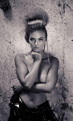 Tendenz stylist AWARDS 2016  Runde 2.   Hair&makeup- Linn Eggen  Foto:Nina Djærff