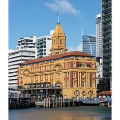 The Ferry Building Auckland, San Francisco Ferry, Fun Facts, Gems, Building, Places, Travel, Viajes, Rhinestones