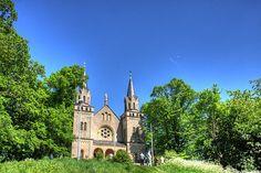 Chapel of Zeil, Zeil am Main, Franconia, Germany
