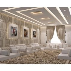 5 Prodigious Cool Tips: False Ceiling Lobby Interior Design false ceiling architecture wood beams.False Ceiling Living Room With Tv Unit. Drawing Room Ceiling Design, Gypsum Ceiling Design, Drawing Room Interior, House Ceiling Design, Ceiling Design Living Room, Bedroom False Ceiling Design, Home Ceiling, Home Room Design, Living Room Designs