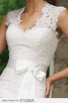 wedding dress - modesty!
