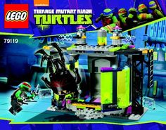 TMNT Mutation Chamber 79119 #andres