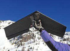 LA100 – Drone a volo automatico per la GoPro