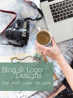 One of my most popular posts to date has been my top 3 picks for web design sites, so I figured I'd share some more options with you! The problem with blog/website design is that it's expensive. Fo...
