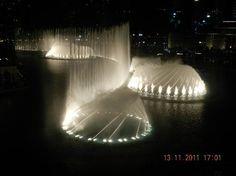 The Fountains of Dubai (2010)