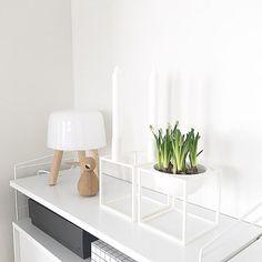 Via Casa_lene | Milk Lamp | Kristian Vedel Bird | By Lassen Kubus