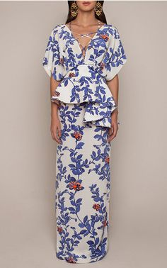 Johanna Ortiz Resort 2016 Look 22 on Moda Operandi