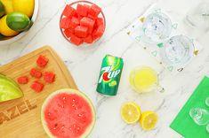 7UP Watermelon Fizz