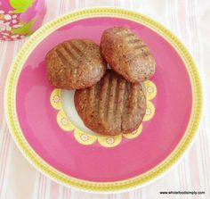 Wholefood Simply Ginger Cookies #WholefoodSimply