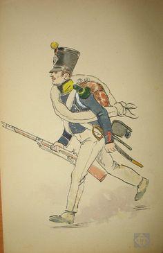 voltigeur du 13e régiment d'infanterie légère
