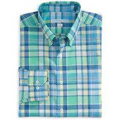 Check out Full Throttle Plaid Sport Shirt from Southern Tide •98% Cotton / 2% Stretch •Constructed with stretch fabric for comfort and ease of movement •Button down collar •Pocket on left chest (no emblem) •Laser engraved buttons •Side-seam reinforcement panels #tony'stuxes,#southerntide#mensfashion