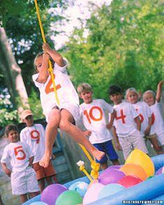 Miss Banana Pants: 100 Rockin Summer Activities For Kids!!!