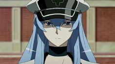 Esdeath normal