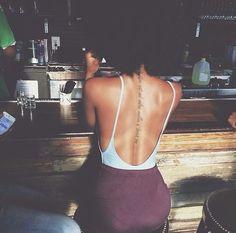 That back