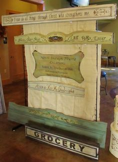 Antique repurposed dresser made into bench for sale for Repurposed antiques ideas