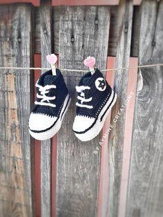 Handmade Crochet Baby Firs Baskets Laine Bottes Décontractées Pantoufles Unisexe