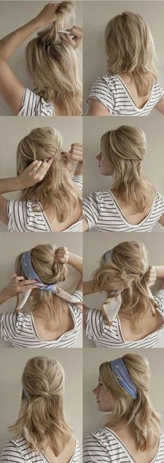 Headscarf How-To