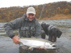 Nacnick alaska Image | Alaska Rainbow Trout Fishing Naknek River- King Salmon, Alaska