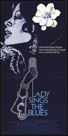 Lady sings the blues with Diana Ross  & Billy Dee