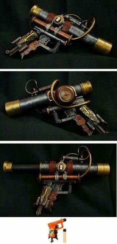 Pipe Gun