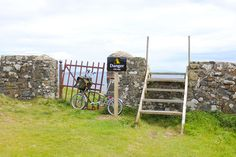 A couple of days ago I accidentally completed a 6 mile off road ride along the coast of Antrim. Fence Gate, Stiles, Hedges, Gates, Offroad, Coastal, Barn, Doors, World