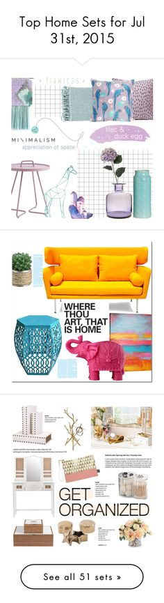 """""""Top Home Sets for Jul 31st, 2015"""" by polyvore ❤ liked on Polyvore"""