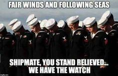 prayers for the fallen USS Fitzgerald 7