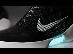 ついにマーティーと同じ自動靴紐締めスニーカーが手に入る!Nikeが新作「HyperAdapt 1.0」を発表 | TechCrunch Japan