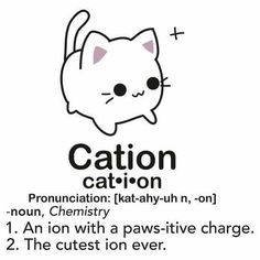 Punny cation