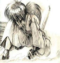 Rurouni Kenshin Drawing