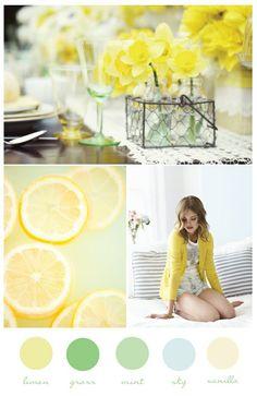 What am I obsessed with right now? Lemon. Lemon the color, lemon the lemon, the smell of lemon, the look of lemon as decor………