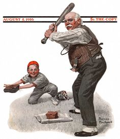 norman rockwell saturday evening post prints - Google Search