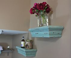 Shelf After Photo 1 by CrystalECollins, via Flickr