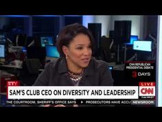 BLACK SAM'S CLUB CEO Admits To Doing This To White Males...But Gets Away With It ⋆ Doug Giles ⋆ #ClashDaily...Really?  I would have thought her first concern would be about making money for Sam's Club rather than making it an exercise in diversity.