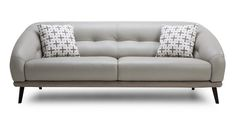 Tips That Help You Get The Best Leather Sofa Deal. Leather sofas and leather couch sets are available in a diversity of colors and styles. A leather couch is the ideal way to improve a space's design and th Dfs Sofa, Sofa Uk, 3 Seater Sofa, Best Leather Sofa, Black Leather Sofas, Sofa Deals, Unique Sofas, Pallet Ideas Easy, Sofa Price