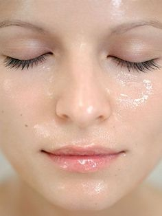 In Your 40s: Prevent enlarged pores.