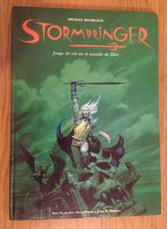 STORMBRINGER - Juego de Rol - Muy buen estado Shops, Joker, Movies, Movie Posters, Fictional Characters, Art, Role Play, Be Nice, Games