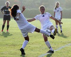 Women's Soccer - Cal Lutheran vs Whittier, September 28, 2011 at CLU, Thousand Oaks, California U.S.A..   Do not miss next goal!!! All scores at one place. - http://www.everygoal.net/