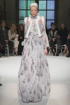 Défilé Giambattista Valli Haute couture printemps-été 2017 25