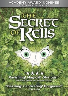 The Secret of Kells is one of the favorites in our house, and it's often on streaming.