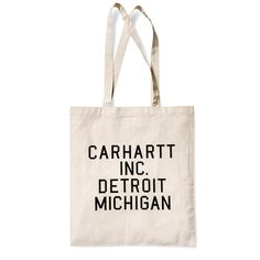 Carhartt Inc Tote