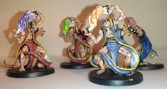 My painted minis | Descent: Journeys in the Dark (Second Edition) | BoardGameGeek