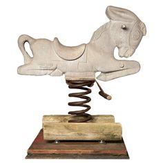 1930's Saddle Mates Donkey Ride