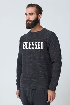 Blessed Sweatshirt — Bunky Boutique