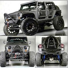 Jeep Wrangler. Well done