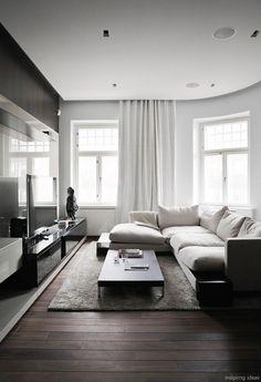 Cool 80 Luxurious Modern Living Room Decor Ideas Https://roomaniac.com/