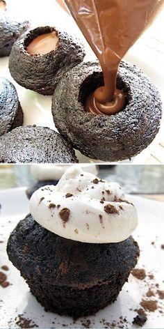 Irish Car Bomb #Cupcakes